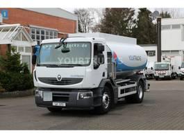 tankwagen vrachtwagen Renault Premium 270 270DXi E5/Retarder/13000l/4 Kammern/ADR 2011