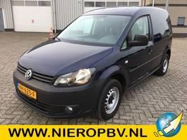 gesloten bestelwagen Volkswagen Caddy tdi airco 2014