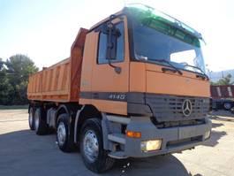 kipper vrachtwagen > 7.5 t Mercedes-Benz MERCEDES BENZ 4140 (8X4) 2002