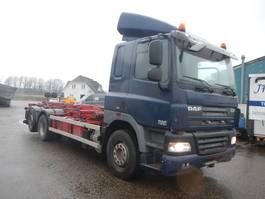 containersysteem vrachtwagen DAF CF 85.410 EEV 2011