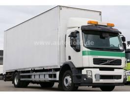 bakwagen vrachtwagen Volvo FE 260 Hebebühne Lift Automatik Euro 5 2013
