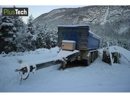 kipper aanhanger Istrail Trippelkjerre 2011