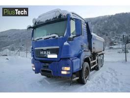 kipper vrachtwagen > 7.5 t MAN TGS 26.540 2011
