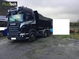 kipper vrachtwagen > 7.5 t Scania R580 2005