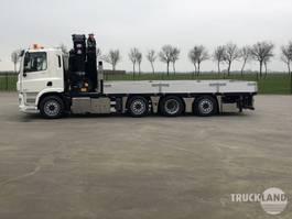 kraanwagen DAF CF 450 FAQ + HYVA HMF 5020 K6 2020