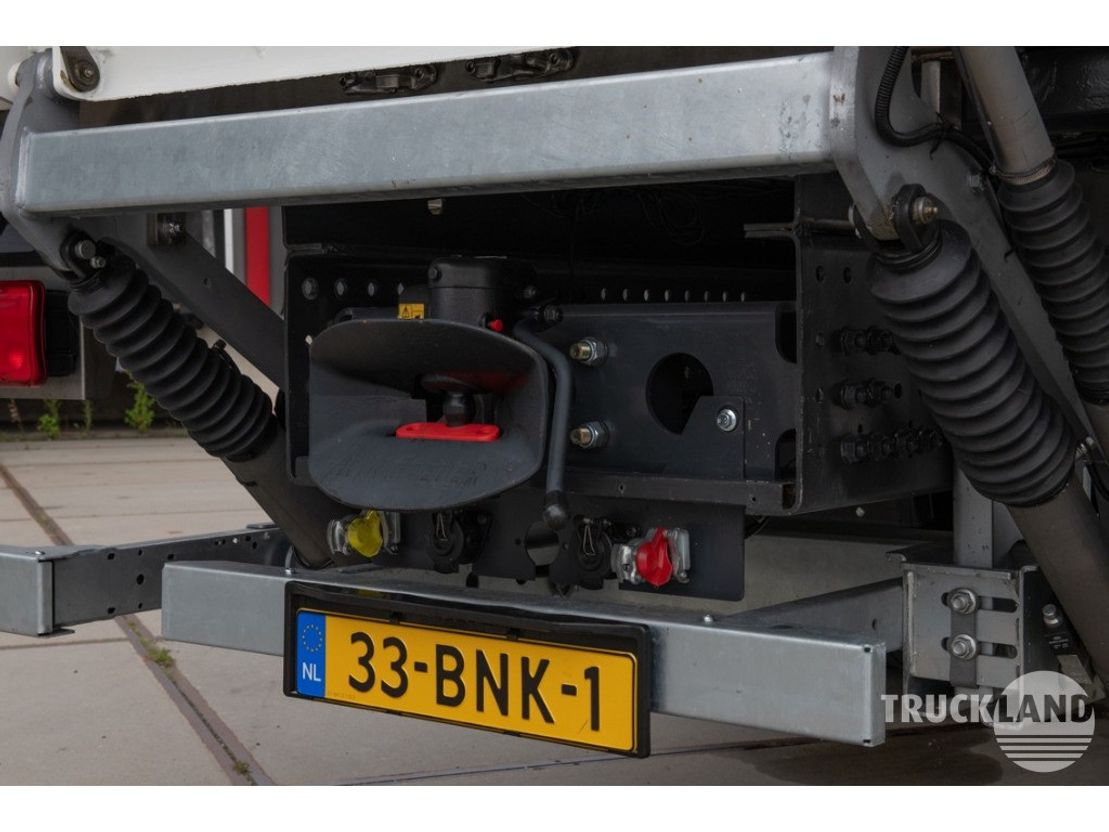 koelwagen vrachtwagen DAF CF 410 2019