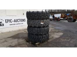 Wielen- met bandenset vrachtwagen onderdeel Michelin 405/95 R22