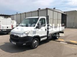 open laadbak bedrijfswagen Iveco 35 C15 2014