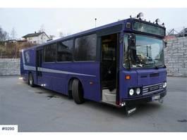 touringcar Scania K82 Camping Bus WATCH VIDEO 1985