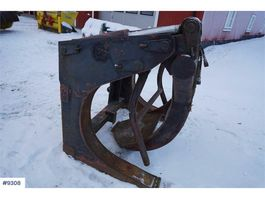 uitrusting overig Renholmen's timber pinch for Volvo wheel loader