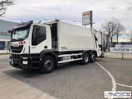 vuilkar camion Iveco AD260SY/330 German - Zoeller - Faun - Euro 6 - TOP CONDITION! - 22 Units 2014