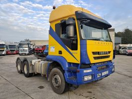 zware last trekker Iveco Trakker 720T50 6X4 Manual Heavy duty 2008