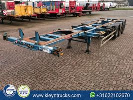 container chassis oplegger Renders ROC 12.27CC N 2012