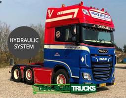 standaard trekker DAF XF480 Custom Truck Hydr. system Twensteer 2018