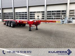 container chassis oplegger Lecitrailer / 2019 / Ongebruikt Unused / Flex Container chassis 20 / 40 / 45 ft 2019