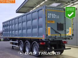 kipper oplegger Wielton 39.000 GVW German Docs! NW-3 56m3 Stahl-Kipper *New Unused* Liftachse TI... 2021