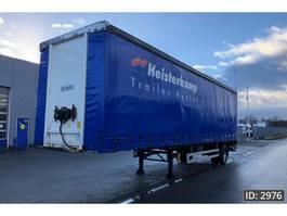 schuifzeil oplegger Pacton B1-001 City trailer / Tail lift 2008