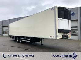 koel-vries oplegger Van Eck 3-Assige koeler / Multi-temp / Stuur-as / Laadlift 2010