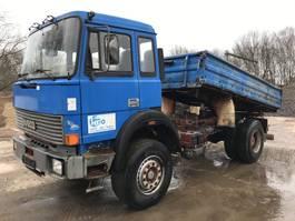 kipper vrachtwagen > 7.5 t Iveco 170-25AH **GERMAN TRUCK-BENNE-TIPPER** 1991