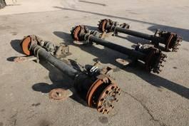 as equipment onderdeel SAF EIXOS SAF 1900