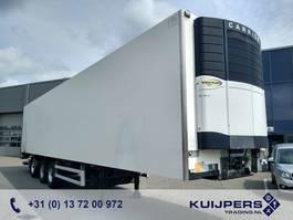 koel-vries oplegger Van Eck UT-3BI 3-As Koeloplegger / Stuuras / Laadlift / Vector 1800 2006
