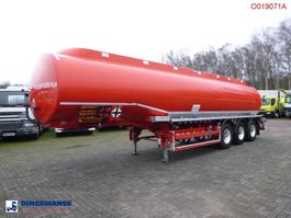 tankoplegger Cobo Fuel tank alu 40.4 m3 / 7 comp + ADR 2013