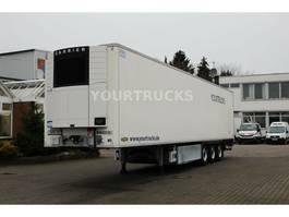 koel-vries oplegger Chereau Carrier Vector 1950/Strom/Fleisch/Meat/2,6h 2012