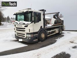 containersysteem vrachtwagen Scania P280 2016