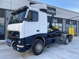 containersysteem vrachtwagen Volvo FH12 6X2 1999
