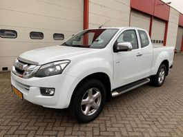 pick-up bedrijfswagen Isuzu D-MAX 2.5L Twin Turbo 2014