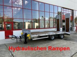 dieplader oplegger Möslein TT21-7,2 Hydr  21 t Tandemtieflader, Luftgefedert, NEU 2021