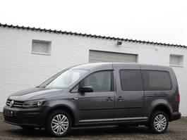 minivan - personenbus Volkswagen Caddy Maxi 1.4 TGI/CNG BlueMotion Rollstuhlrampe Klima Euro 6 2015