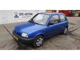 hatchback auto Nissan Micra 1.0 1994