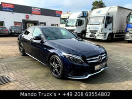 limousine auto Mercedes-Benz C 200 d Edition C, Leder, Automatik