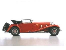 overige personenwagens Mercedes-Benz 500 K Kompressor Cabriolet A ( W29 ) 500 K Kompressor Cabriolet A ( W29 ) 1935
