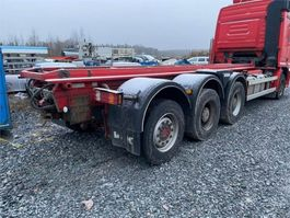 wissellaadbaksysteem vrachtwagen VAK KT22 2014