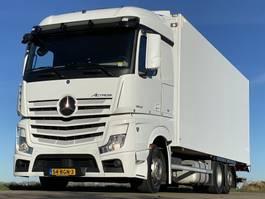 bakwagen vrachtwagen Mercedes-Benz ACTROS 2642LL. EURO6.  11-2015.  720x250x267. 2015