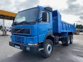 kipper vrachtwagen > 7.5 t Volvo FM12 1999