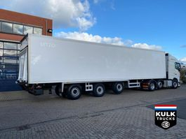 koel-vries oplegger Pacton CHEREAU R3 002 Tail Lift / NEW TUV-APK. THERMOKING SL200e 2007