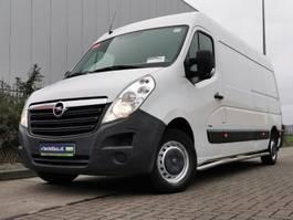 gesloten bestelwagen Opel Movano 2.3 2012