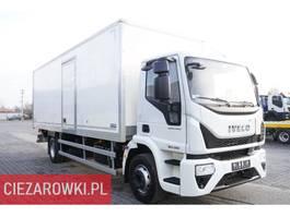 bakwagen vrachtwagen Iveco EuroCargo 160 160E21 2017