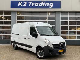 gesloten bestelwagen Opel Movano 2.3 CDTI L2H2 Airco 2015