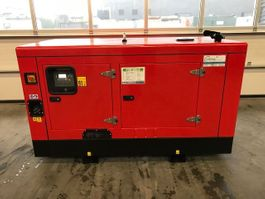 generator Himoinsa HYW 45 Yanmar 45 kVA supersilent generatorset New ! 2021