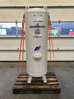 compressor Grassair 500 Liter 11 bar Verticale luchtketel 2001