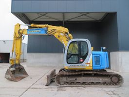 rupsgraafmachine New Holland E 135 SR-1ES 2007