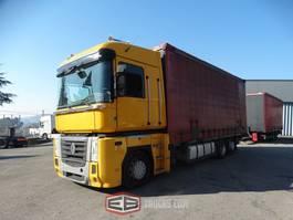 schuifzeil vrachtwagen Renault AE 440.25 6X 2010