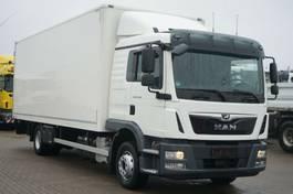 bakwagen vrachtwagen MAN TGM 15.290 Koffer LBW 1,5 AHK Standheizung 2017