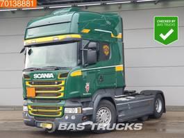 standaard trekker Scania R450 6X2 Retarder Standklima Liftachse 2x Tanks Xenon 2014