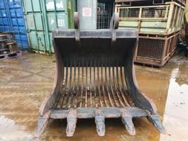 graafbak Verachtert CW55 smal past aan graafmachines van 40 à 50 ton