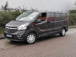 gesloten bestelwagen Opel VIVARO 1.6 cdti, lang, 140 pk 2015
